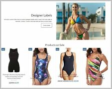 SWIM|BEACHWEAR Website Upto $83.00 A SALE|FREE Domain|FREE Hosting|FREE Traffic