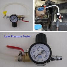 Universal Car Coolant Water Tank Leakage Detector Radiator Pressure Tester Gauge