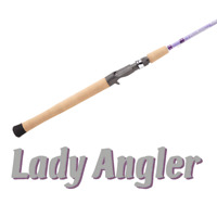 CastAway Taranis 7/' Mag MH Freshwater Casting Fishing Rod MF Action MH Pwr