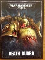 Warhammer 40K Dark Imperium Death Guard Index 8th Edition