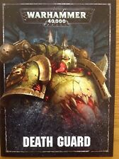Warhammer 40K Dark Imperium Death Guard Index 8th Edition