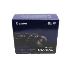Canon PowerShot SX710 HS 20.3MP Digital Camera (Red)