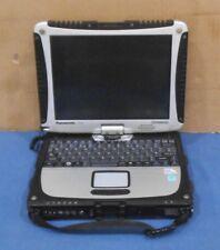 GRADE A Panasonic Toughbook CF-19 MK3 Core 2 DUO 4Gb RAM 500GB HDD Win 7 CF19