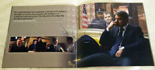 MICHAEL CLAYTON rare promo book GEORGE CLOONEY Tom Wilkinson TILDA SWINTON