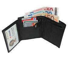 MEN'S LEATHER WALLET CREDIT CARD MONEY HOLDER PURSE/WALLET ORGANIZER