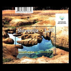 Slovenia 2017 - Notranjska Regional Park Nature - Sc 1214 MNH