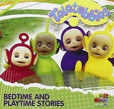 Bedtime and Playtime Stories by Teletubbies (CD, Nov-2014)