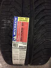 2 New 295 25 20 Michelin Pilot Sport A/S Plus Tires