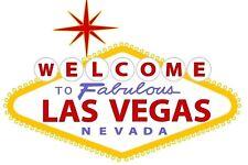 Fabulous Las Vegas FRIDGE MAGNET (2 x 3 inches)(AD)