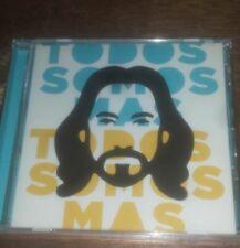 NEW CD 2018 TODOS SOMOS MAS TRIBUTO A MARCO ANTONIO SOLIS VARIOS LOS BUKIS