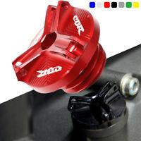M20*2.5 Engine Oil Filter Cup Plug Cover Screw For Honda CBR 600 900 1000 RR