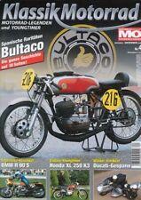 MO KM0304 + BULTACO + DUCATI 750 SS Renngespann + MO Klassik Motorrad 4 2003