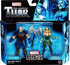 Hasbro Marvel Legends The Mighty Thor Executioner & Enchantress Figures New
