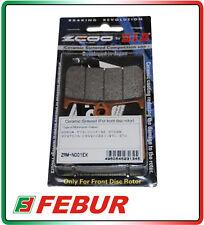 Pastiglie Freno DID Zcoo N001 EX Honda 750 VFR R RC 30 88-93