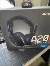 Brand New Astro Gaming - A20 Wireless Gaming Headset for PlayStation 4/PC/Mac