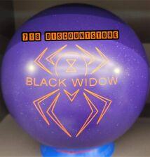 15 Lb Hammer Overseas Black Widow Platinum Purple Rare