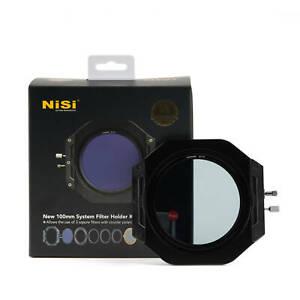 Nisi 100mm Filter Holder V6 Kit with Enhanced Landscape CPL & Adapter & Lens Cap