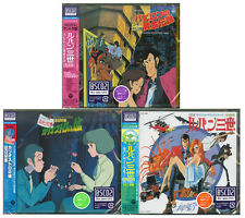 LUPIN THE 3RD ORIGINAL SOUNDTRACK-3 TITLES-JAPAN BLUE-SPEC CD2 SET2 210