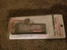 Venom 15024 Lipo 3s 1p 11.1v 1300mah 20c Univ Plug System
