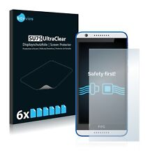 6x Film Protection écran pour HTC Desire 820 Protecteur