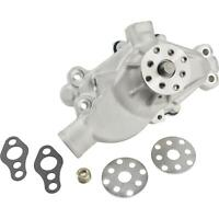 "Speedway SBC Chevy 283 305 327 350 400 HP Short Aluminum Water Pump, 3/4"" Shaft"