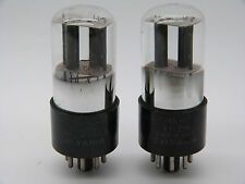 Gemessenes Paar Sylvania VT229 /6SL7GT / Matched pair of Sylvania VT229/6SL7GT