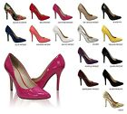 Delicious Date Women's Classic Pointed Toe Stiletto High Heel Pumps