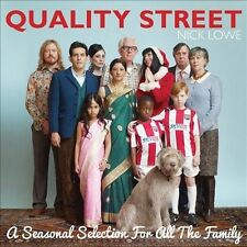 Nick Lowe : Quality Street: A Seasonal Selection for CD