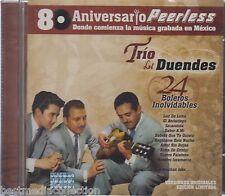 Marimba De Los Hermanos Paniagu CD NEW 24 Boleros 80 Aniversario PEERLESS SEALED