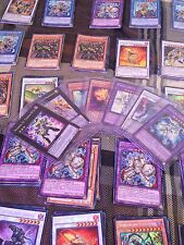YuGiOh! Cards Random Lot Pack [1 Secret Rare & 6 Super Rares]