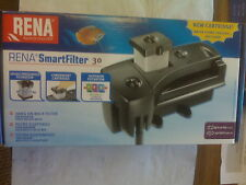 Rena SmartFitler 30, a HOB Filter for Fresh & Salt Water Aquariums NEW!!!