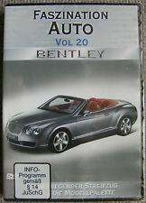 Bentley , Faszination Auto, DVD ,