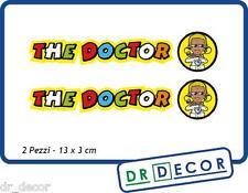 "Adesivo Valentino Rossi "" The Doctor "" 46 MotoGP"