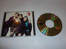 3T - Anything - 1996 deleted UK 6-track CD single
