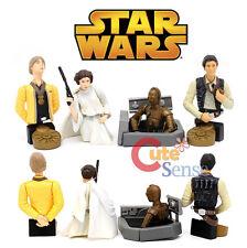 Star Wars Gentle Giant LFL Mini Bust Figure Set Han Luke Leia  C-3PO