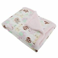 Jungle Synthetic Nursery Blankets & Throws