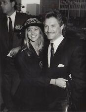 Andrew Stevens / Julie McCullough - professional celebrity photo 1989