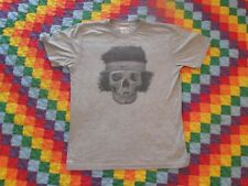 NIke John McEnroe Legends Never Die T-Shirt Med Gray Nike Dri-Fit Tennis Skull