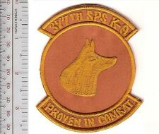 K-9 US Air Force Vietnam 377th Security Police Squadron Canine Unit Tan Son Nhut