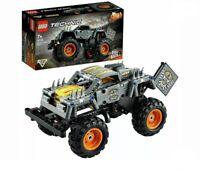 Lego 42119 LEGO Technic Monster Jam Max-D Truck Model New In Box Great Gift
