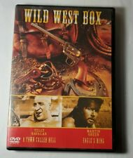 A TOWN CALLED HELL - EAGLE'S WING DVD IN VERY GOOD CONDITIONS MARTIN SHEEN