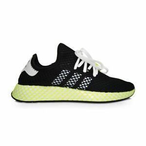 adidas Deerupt Runner Black Sneakers for Men for Sale ...