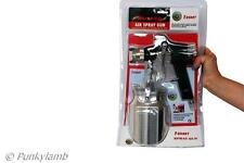 1 Quart Suction Feed Fence Car Garage Tool High Pressure Air Spray Paint Gun