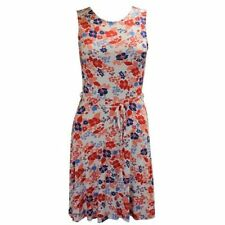 Wallis Viscose Sleeveless Floral Dresses for Women
