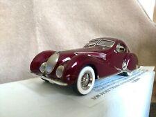 "Motor City USA 1937 Talbot Lago T150C ""BURGUNDY""  Ltd Ed  #216 of 300 1:24 ""NEW"""