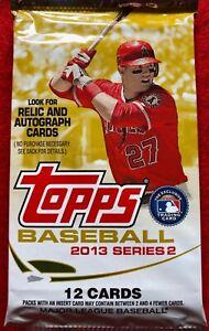 2005 06 07 08 09 2010 11 12 13 14 TOPPS SERIES 1 2 BASEBALL CARD UNOPENED PACKS