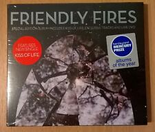 FRIENDLY FIRES  2CD+DVD special edition neuf scellé/sealed