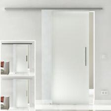 Levidor Slimline Glasschiebetür Satiniert SoftStop SoftClose (opt.) EX1VXX