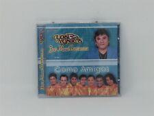Como Amigos by José Manuel Zamacona (CD, Jan-2003, Fonovisa) Los Yonics