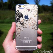 MADE IN JAPAN Soft Clear Case Autumn Fairy for iPhone 6 Plus & iPhone 6s Plus